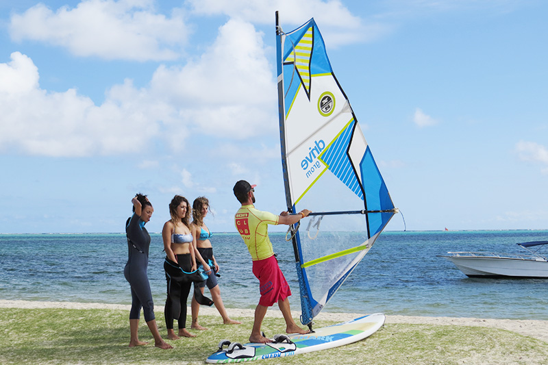 group-windsurf-course