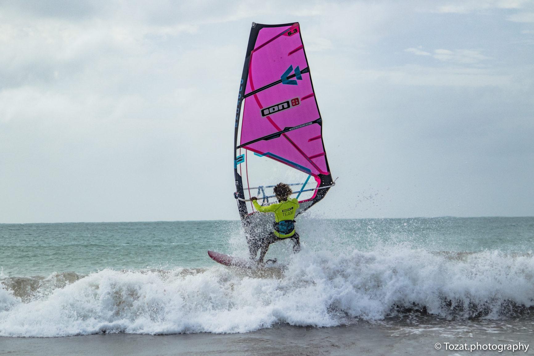 Wind surf ponta leme