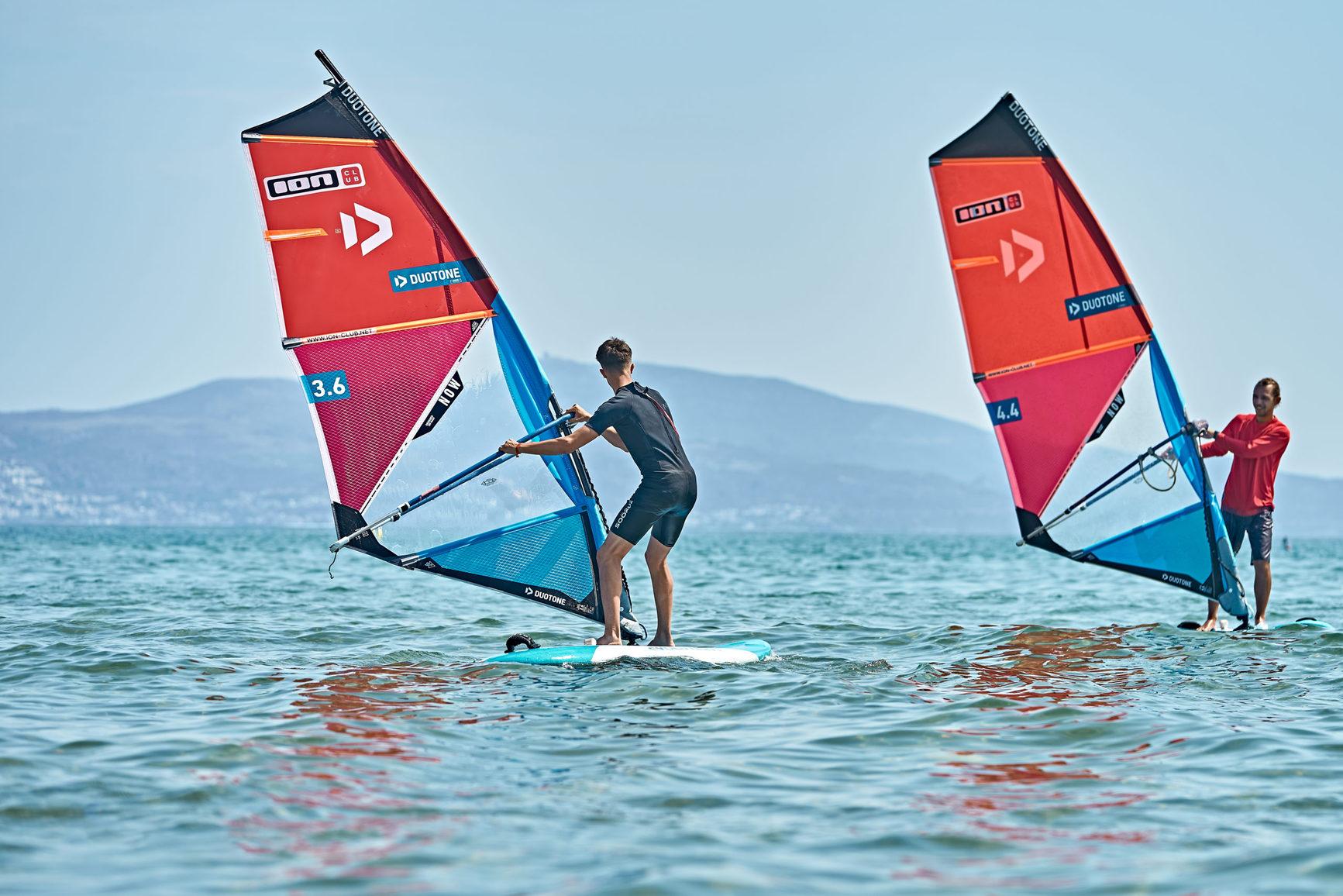 Windsurfing Lessons Risco Del Paso Fuerteventura Ion Club