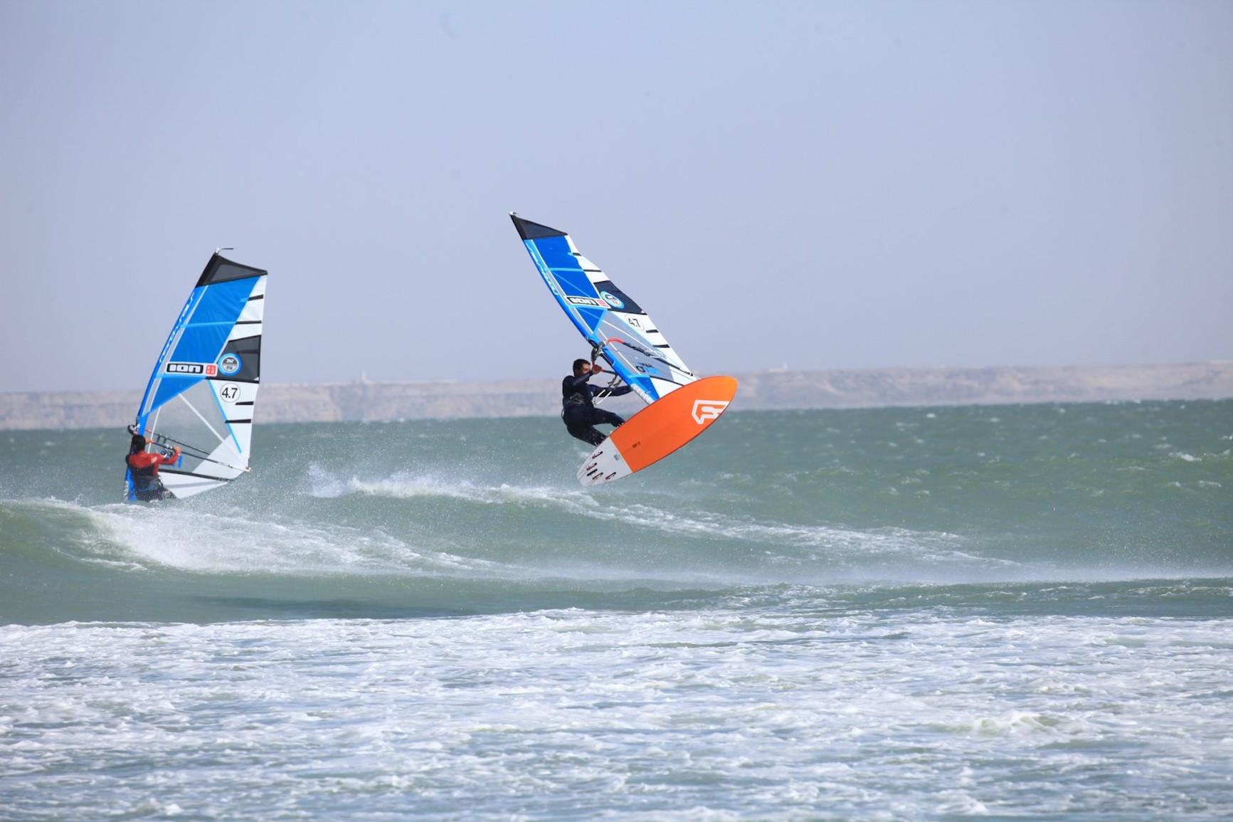 Windsurf Board Storage In Lassarga Marocco Ion Club