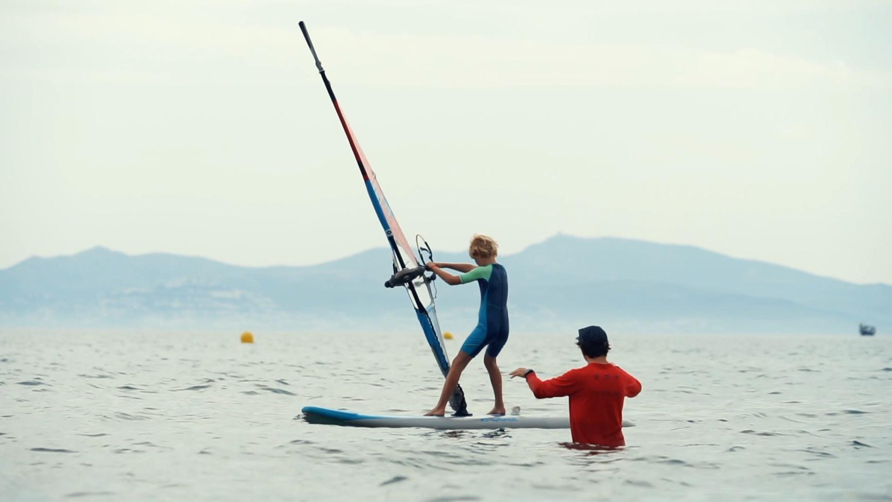 Windsurfing Lessons Karpathos Greece Ion Club